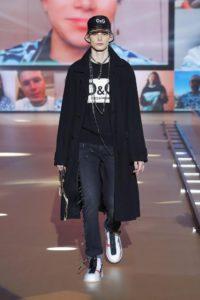 Dolce & Gabbana Men's outono/inverno 2021 Dolce & Gabbana Objetos de Desejo